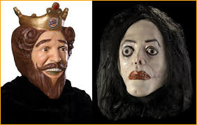 burger king masks