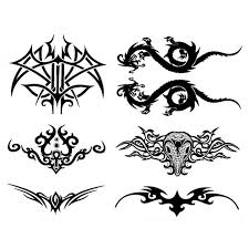 celtic back tattoos