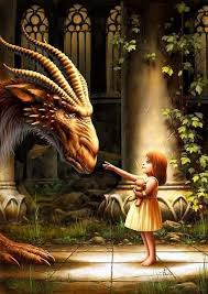 angels and dragons