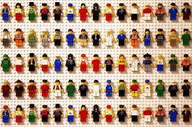 legos minifigs