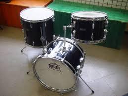 mercury drums