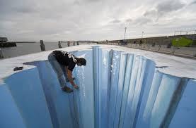 3d street artists