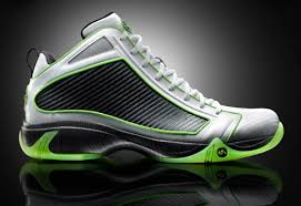 Concept 1 basketball shoe.