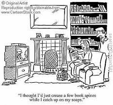 cartoons books