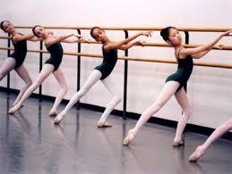 ballet dance lesson