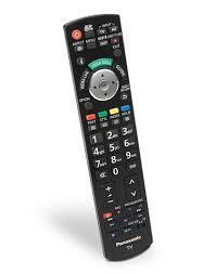 panasonic plasma remote control
