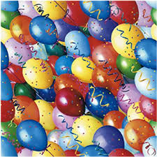 30th party balloons