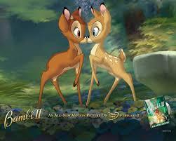 bambi 2 disney