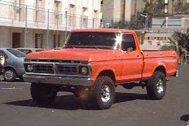 1977 ford 4x4