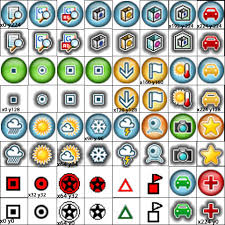 icons for google earth