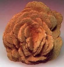 barite rose
