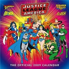 justice league 2009
