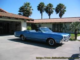 convertible cutlass