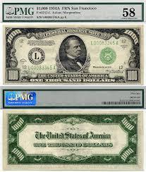 1000 dollars bill