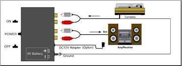 amplifier diagram