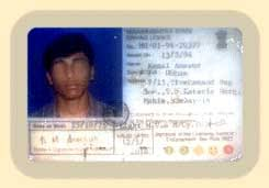 indian driving license