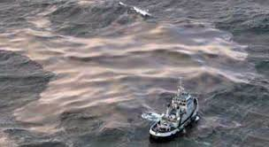 oil spills in the ocean