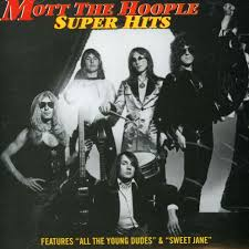 Mott The Hoople - Mott The Hoople Super Hits