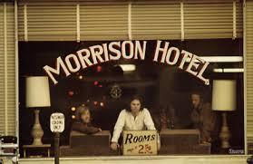 morrison hotel poster