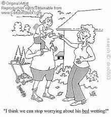 bedwetting women