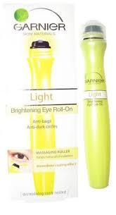 garnier light eye