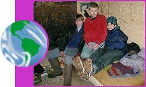russian street kids