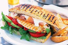 gourmet chicken sandwich