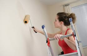 painting on walls