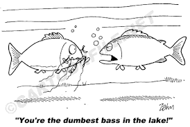 cartoon pictures of fishing