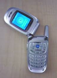 old samsung cell phone