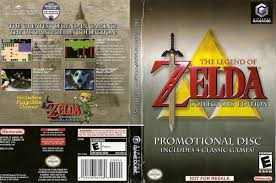 the legend of zelda game cube