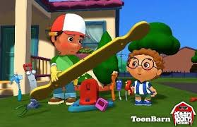 flicker handy manny