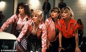 grease ladies