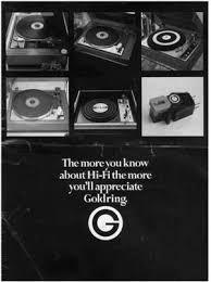 goldring lenco