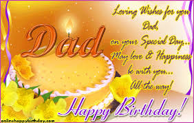 happy birthday cards for dads