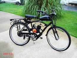 80cc motorized bicycle