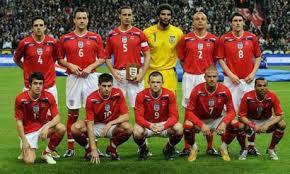 england football 2008