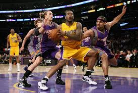 phoenix suns vs lakers