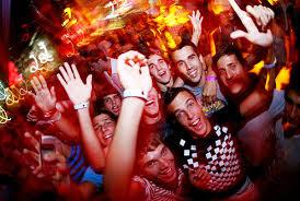 nightclub dance