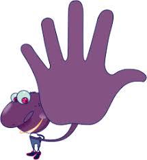 animation hand