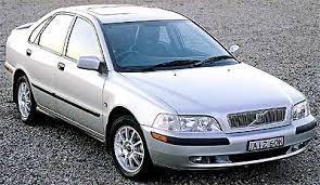 1997 volvo s40