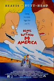 beavis and buthead do america