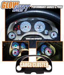 eclipse gauge pod