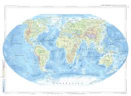atlases of the world