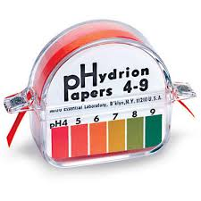 ph hydrion