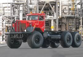 kenworth oilfield trucks