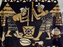 african mud cloth