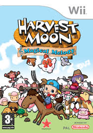 harvest moon magical