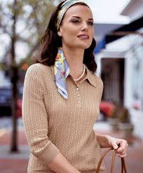 preppy clothing for women