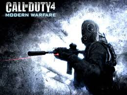 call of duty 4 video game